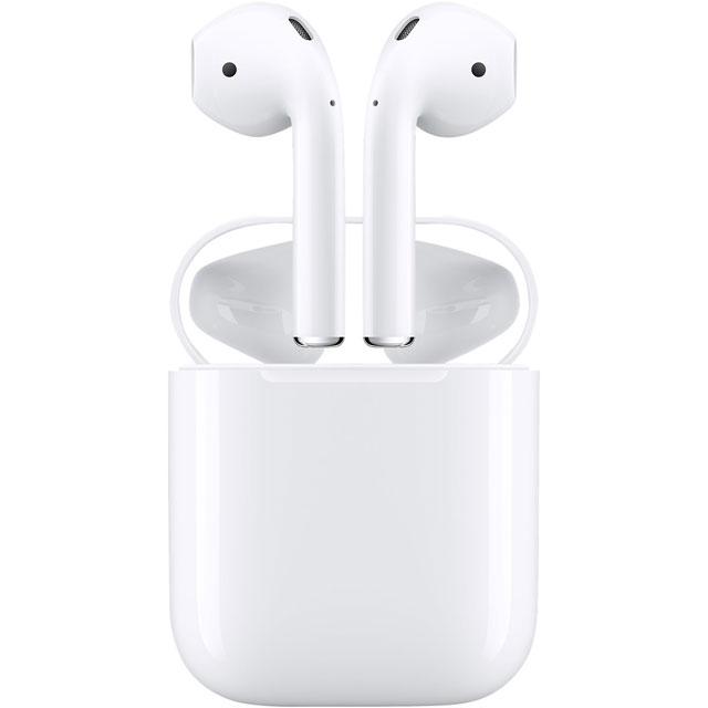 Apple AirPods with Wireless Charging Case (2nd Gen) - MRXJ2ZM/A - 1