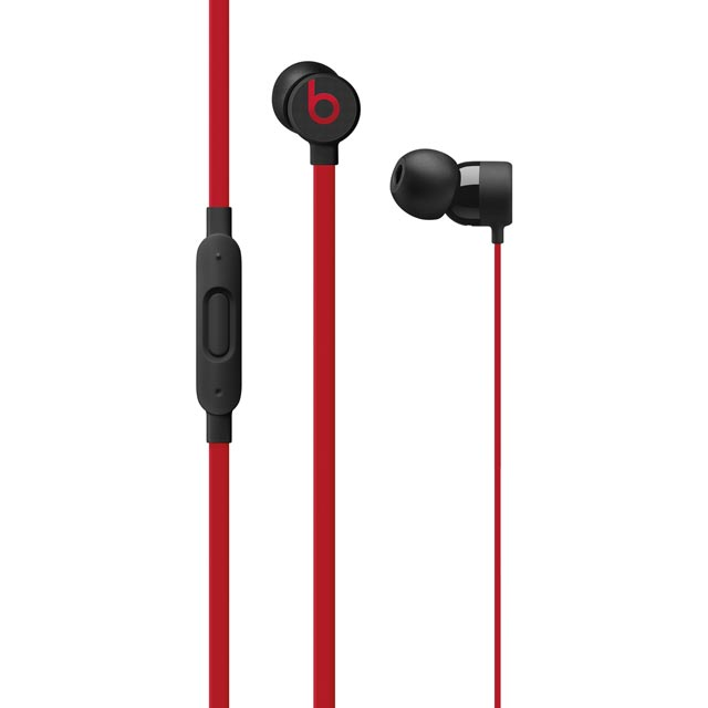 Beats by Dr. Dre urBeats3 with Lightning Headphones Decade Collection - Defiant Black