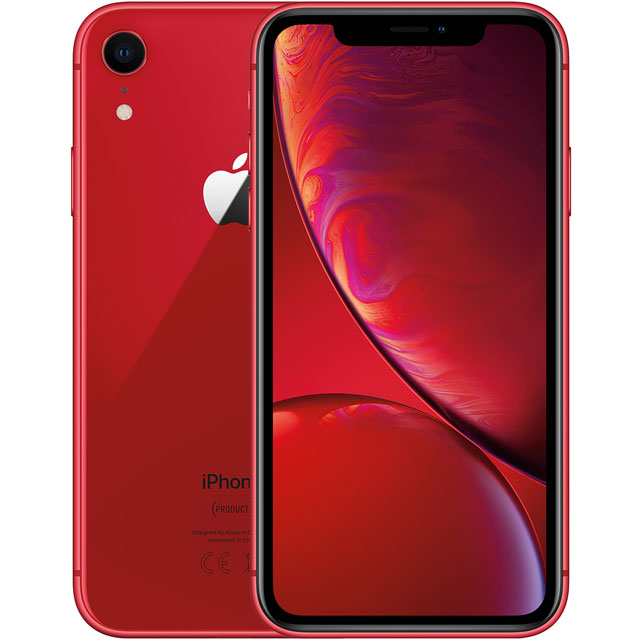Apple iPhone XR 64GB in Red - MRY62B/A - 1