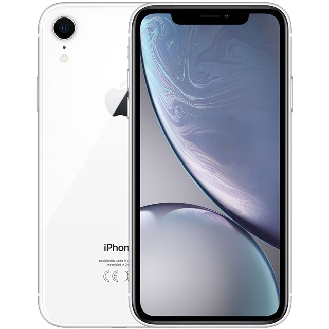 Apple iPhone XR 64GB in White - MRY52B/A - 1