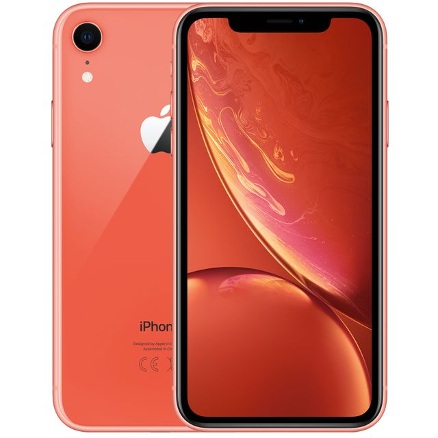 Apple iPhone XR 64GB in Coral - MRY82B/A - 1