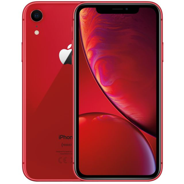 Apple iPhone XR 128GB in Red - MRYE2B/A - 1