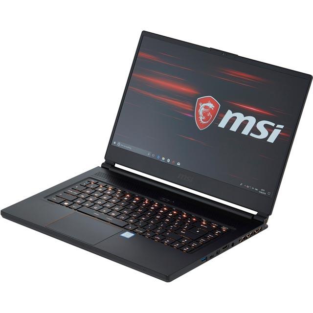 MSI 9S7-16Q211-214 Gaming Laptop in Black