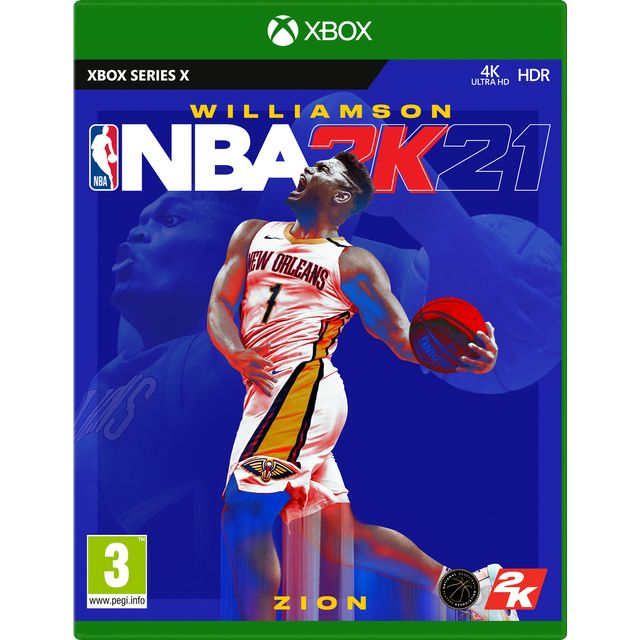 Image of NBA 2k21 Mamba Forever for Xbox Series X/S