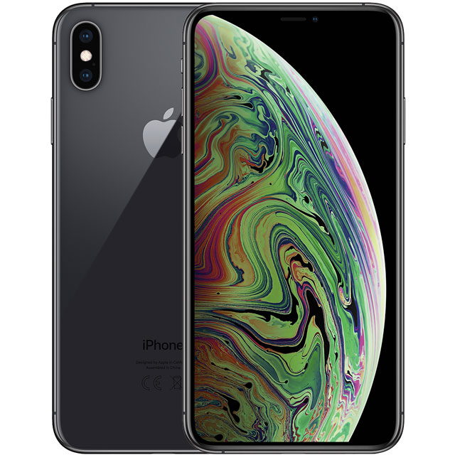 Apple iPhone Xs Max 64GB in Space Grey - MT502B/A - 1