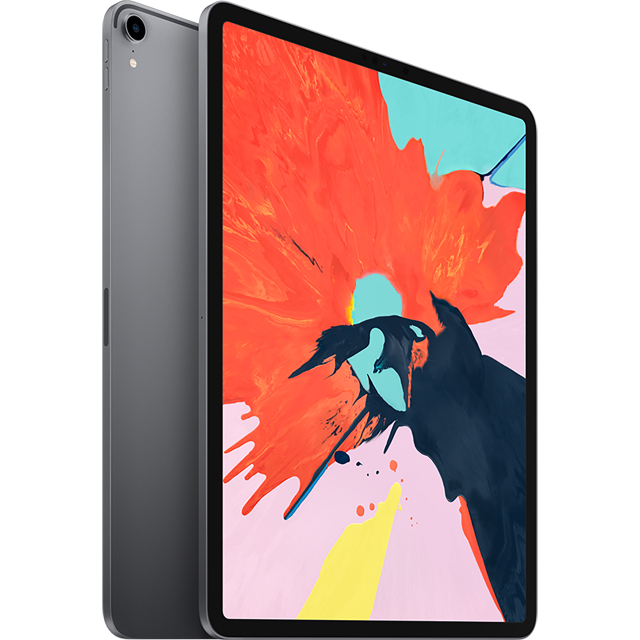 "Apple iPad Pro 12.9"" 256GB WiFi [2018] - Space Grey - MTFL2B/A - 1"