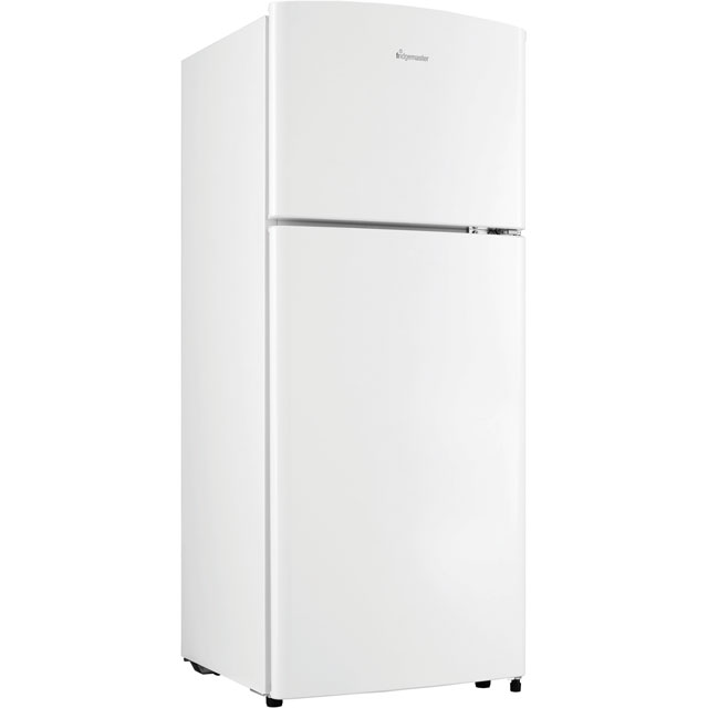 Fridgemaster MTM48120 Fridge Freezer - White - MTM48120_WH - 1