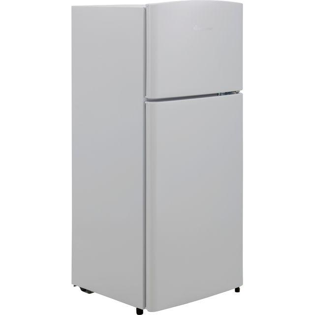 Fridgemaster MTM48120F 80/20 Fridge Freezer - White - F Rated