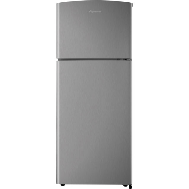 Fridgemaster MTM48120S 80/20 Fridge Freezer - Silver - A+ Rated