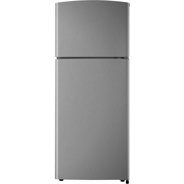 Fridgemaster MTM48120S Free Standing Fridge Freezer in Silver