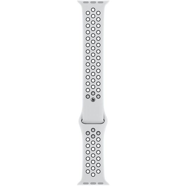 Apple Watch Strap MTMY2ZM/A Smart Watch - Platinum - MTMY2ZM/A - 1