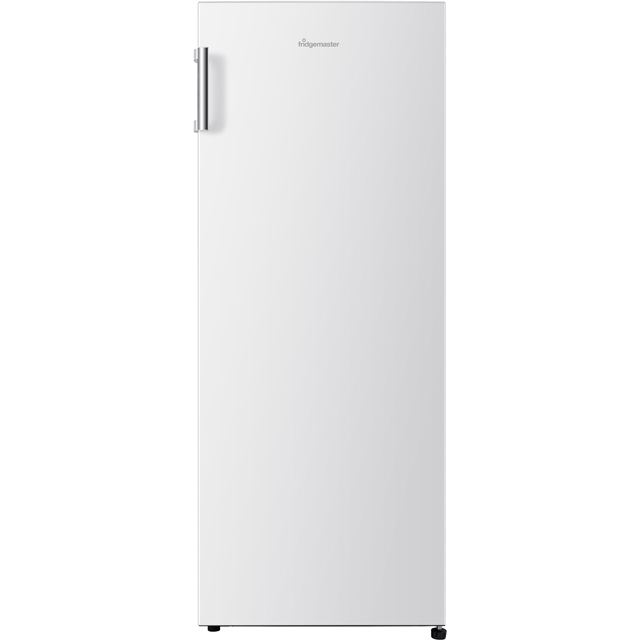Fridgemaster MTZ55153 Upright Freezer - White - A+ Rated - MTZ55153_WH - 1