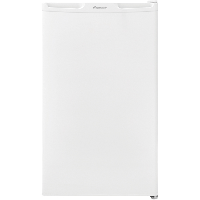 Fridgemaster MUL49102M Fridge - White - A+ Rated - MUL49102M_WH - 1