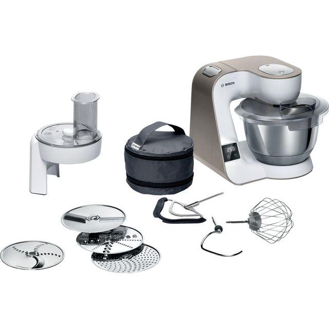 Bosch MUM Serie 5 MUM5XW10GB Stand Mixer with 3.90 Litre Bowl - White