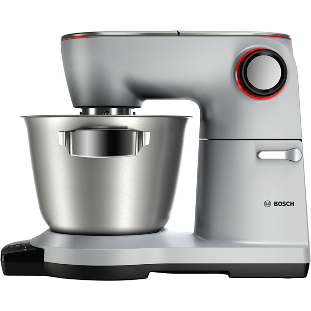 Bosch OptiMUM MUM9GX5S21 Stand Mixer with 5.5 Litre Bowl - Stainless Steel - MUM9GX5S21_SS - 1