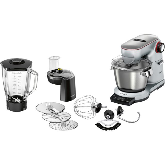 Bosch OptiMUM MUM9GX5S21 Stand Mixer with 5.5 Litre Bowl - Stainless Steel