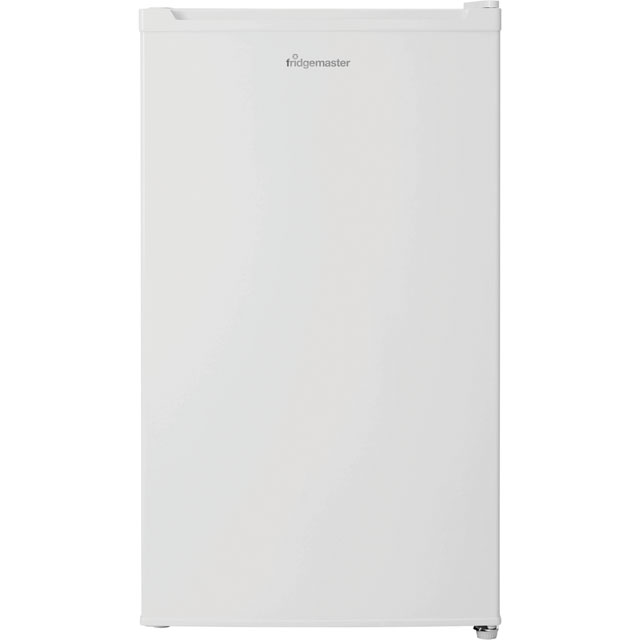 Fridgemaster MUR4892 Fridge with Ice Box - White - A+ Rated - MUR4892_WH - 1