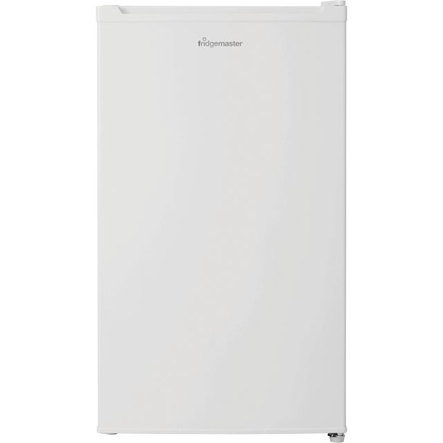 Fridgemaster MUR4892M Fridge with Ice Box - White - A+ Rated - MUR4892M_WH - 1