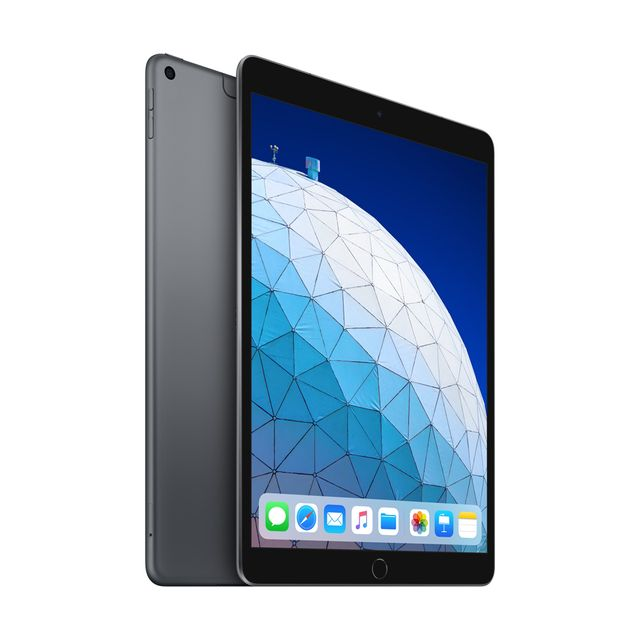 "Apple iPad Air 10.5"" 64GB Wifi + Cellular [2019] - Space Grey - MV0D2B/A - 1"