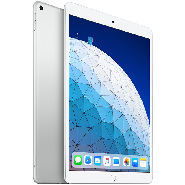 "Apple iPad Air 10.5"" 64GB Wifi + Cellular [2019] - Silver - MV0E2B/A - 1"