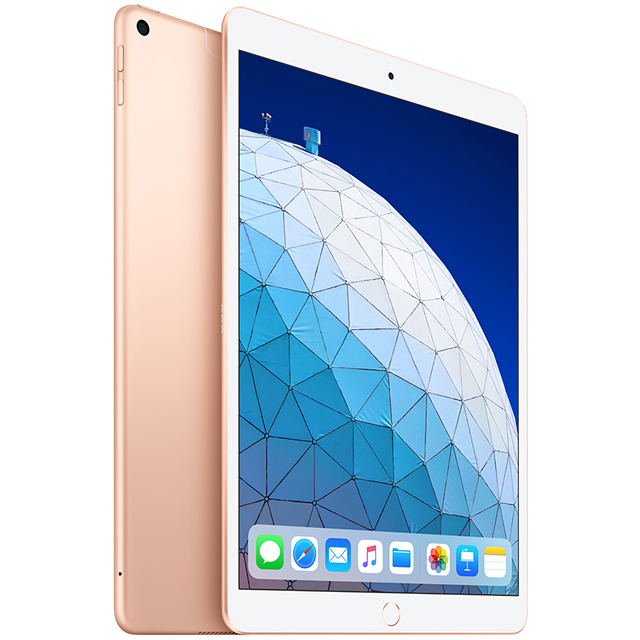 "Apple iPad Air 10.5"" 256GB Wifi + Cellular [2019] - Gold - MV0Q2B/A - 1"