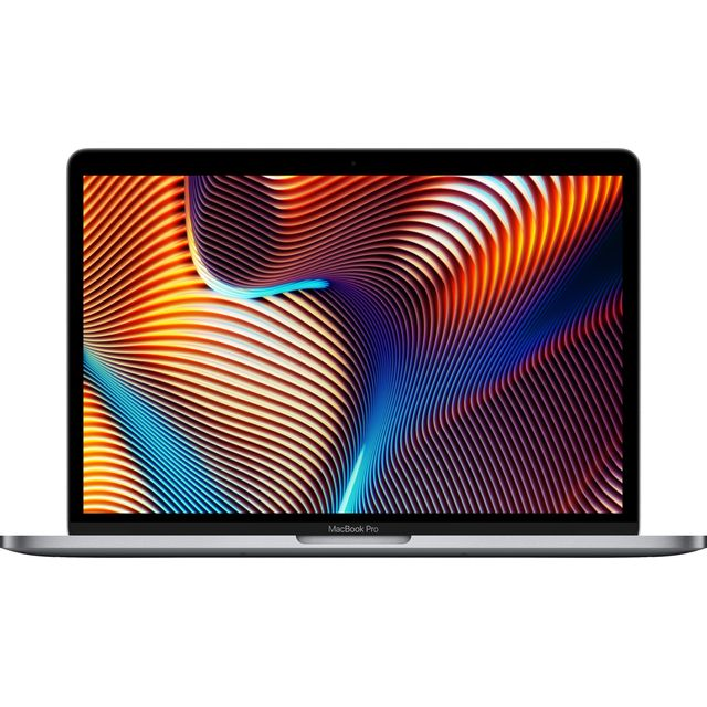 """Apple 13"""" MacBook Pro with Touch Bar [2019] - 256GB SSD - Space Grey"""