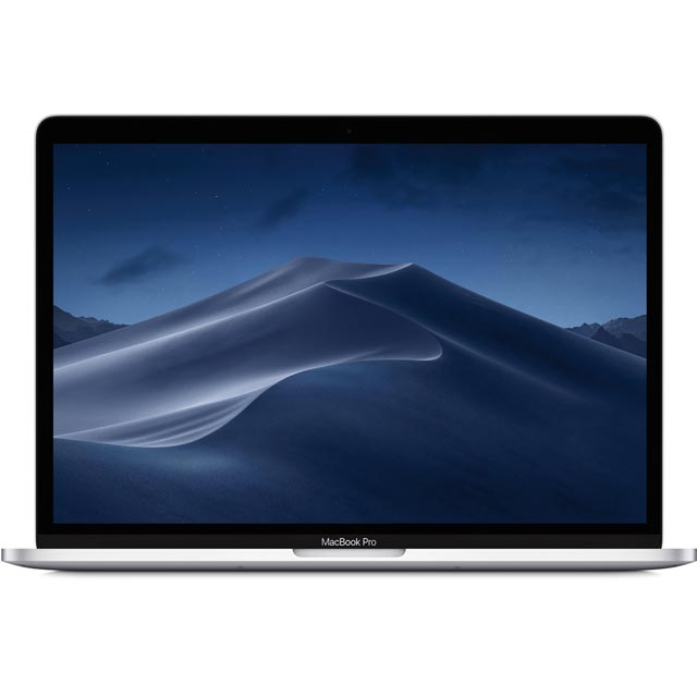"Apple MacBook Pro with Touch Bar 13.3"" [2019] - Silver - MV992B/A - 1"