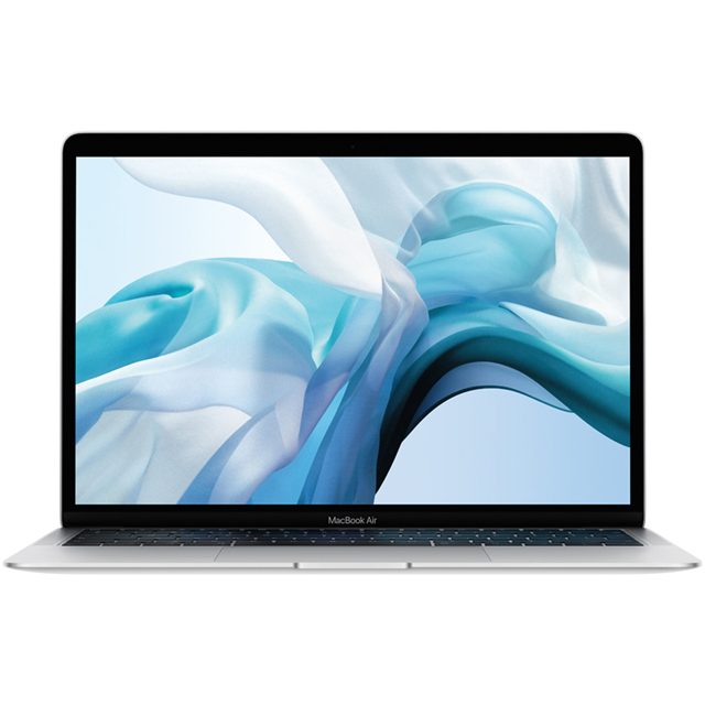 "Apple 13"" MacBook Air [2019] - Silver - MVFK2B/A - 1"