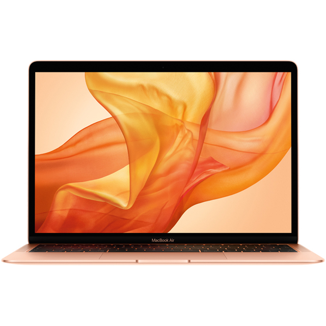 "Apple Macbook Air 13.3"" - Gold - MVFN2B/A - 1"