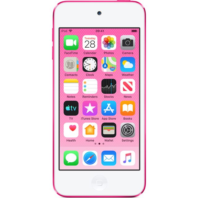 Apple iPod Touch 128GB - Pink - MVHY2BT/A - 1