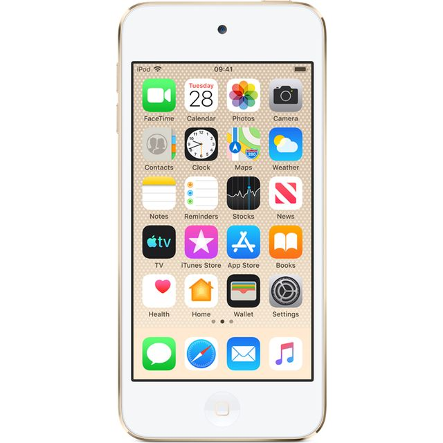 Apple iPod Touch 128GB - Gold - MVJ22BT/A - 1