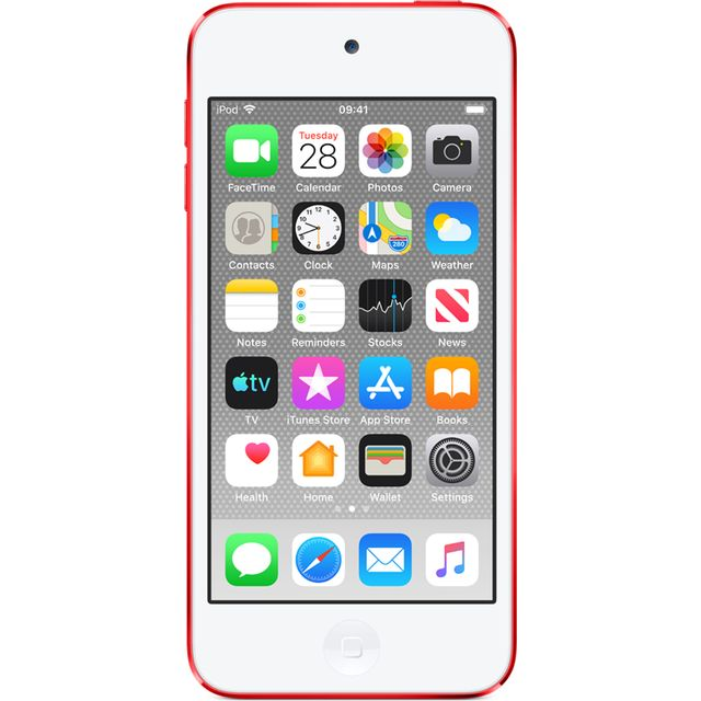 Apple iPod Touch 128GB - Red - MVJ72BT/A - 1