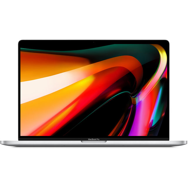 "Apple 16"" MacBook Pro with Touch Bar [2019] - Silver - MVVL2B/A - 1"