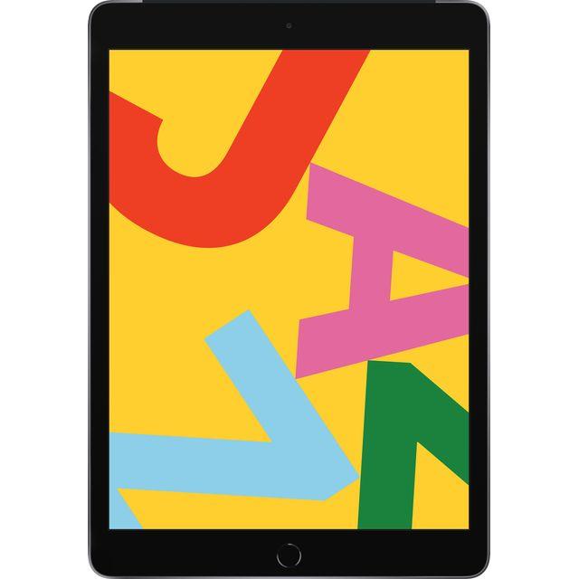 "Apple iPad 10.2"" 128GB WiFi + Cellular [7th Generation] - Space Grey"