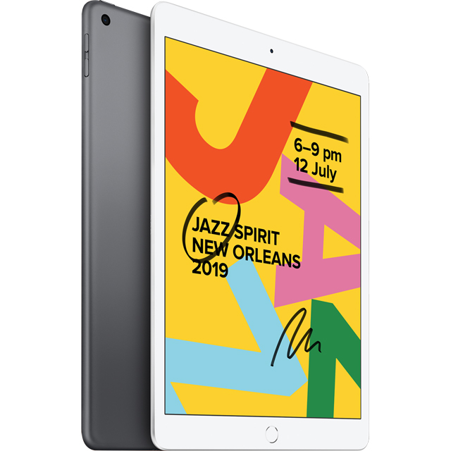 "Apple iPad 10.2"" 128GB WiFi [2019]"