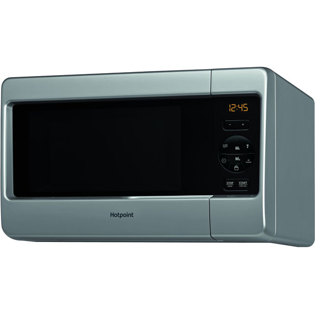 Hotpoint MWH2421MS 24 Litre Microwave - Silver