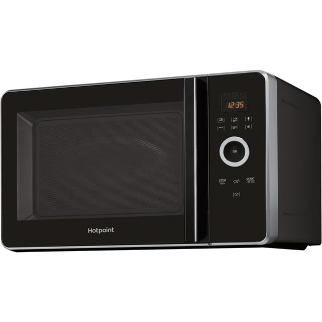 Hotpoint Ultimate Collection Mwh30243b 30 Litre Combination Microwave Oven Black
