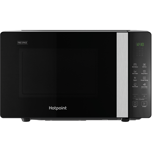 Hotpoint FREE SPACE MWHF201B 20 Litre Microwave - Black