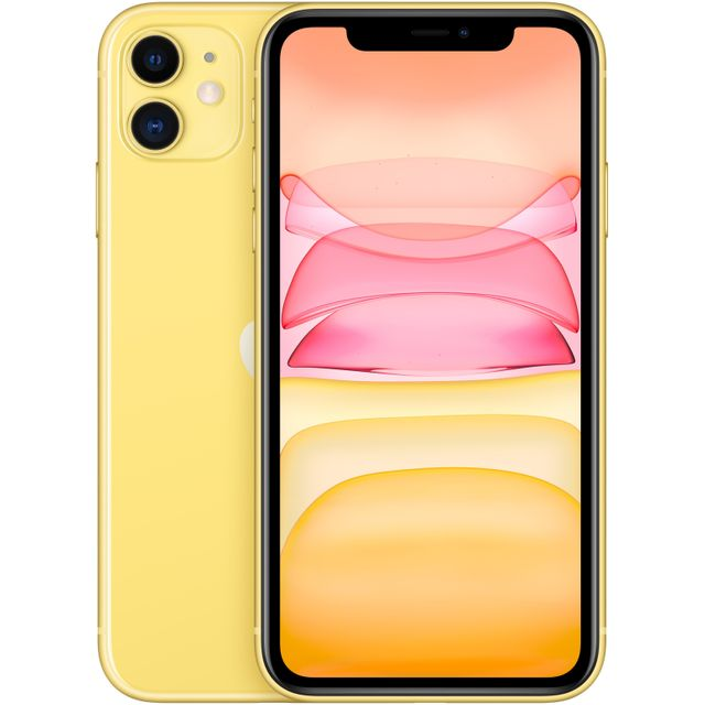Apple iPhone 11 64GB in Yellow