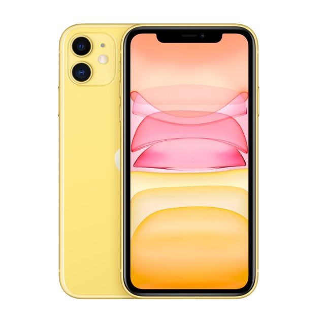 Apple iPhone 11 128GB in Yellow