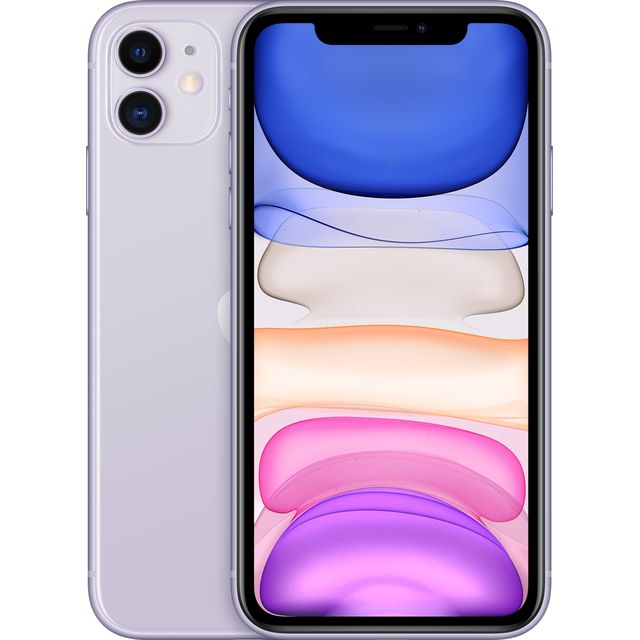 Apple iPhone 11 128GB in Purple