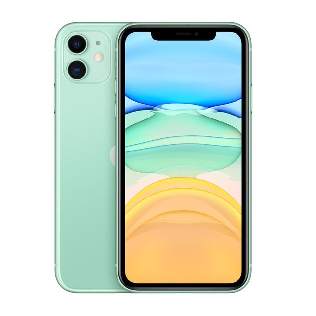 Apple iPhone 11 256GB in Green