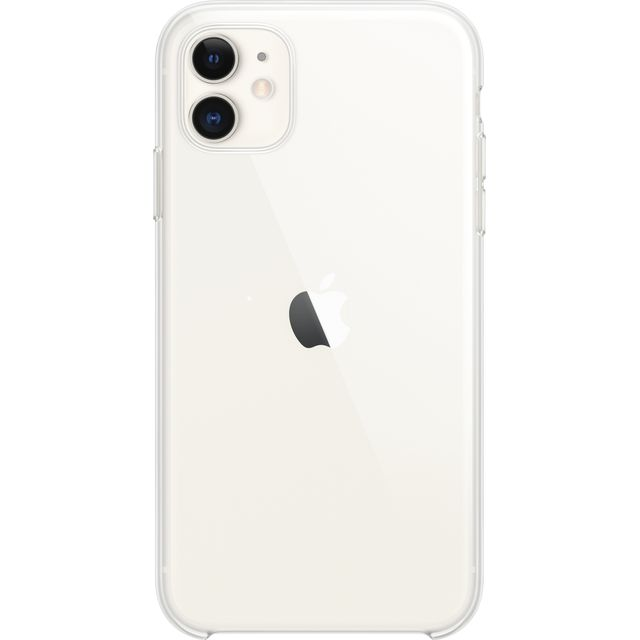 Image of Apple Clear Case for iPhone 11 - Clear