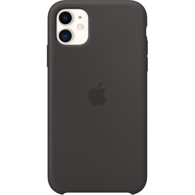Apple iPhone 11 Silicone Case - Black for iPhone 11 - Black