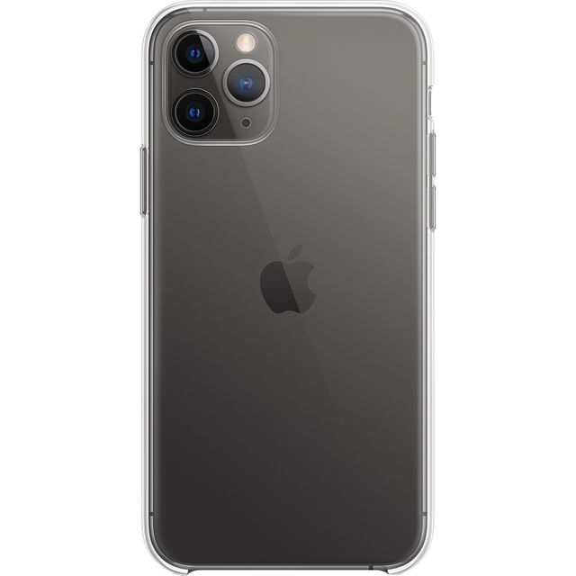 Apple iPhone 11 Pro Clear Case for iPhone 11 Pro - Clear