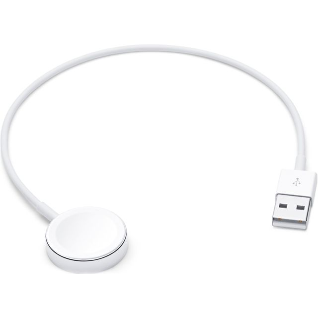 Apple Magnetic Charging Cable (0.3m) - White