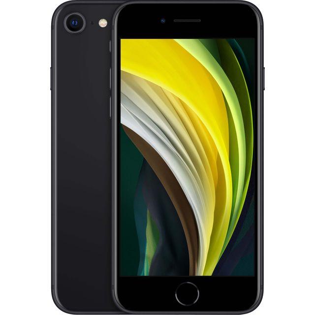 Apple iPhone SE 128 GB in Black
