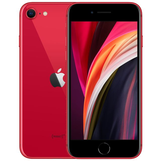 Apple iPhone SE 256 GB in (PRODUCT) RED