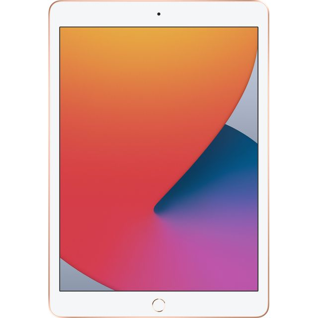 "Apple iPad 10.2"" 128GB WiFi [8th Generation] - Gold"