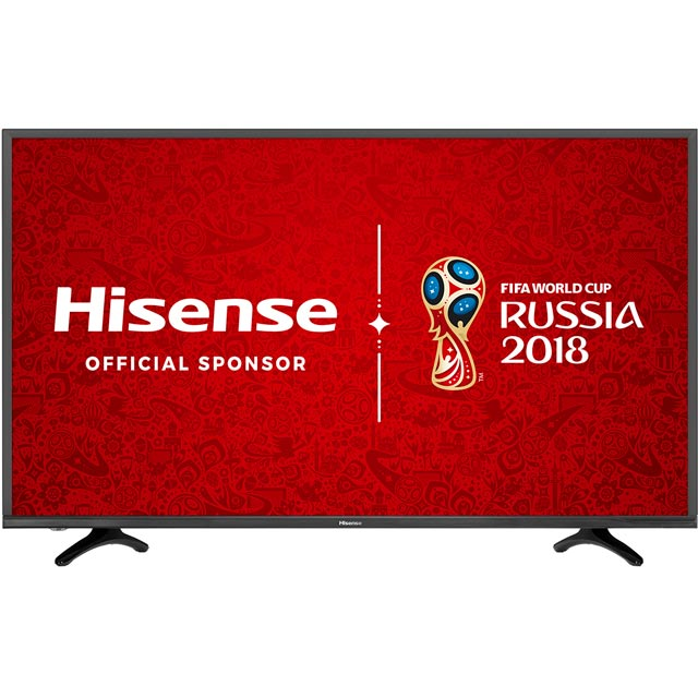 Hisense H55N5500 55'' 4K Ultra HD Black LED TV